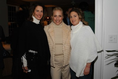 f2619d034bb Ann Barish hosts a Cocktail Reception for The Hamptons International ...