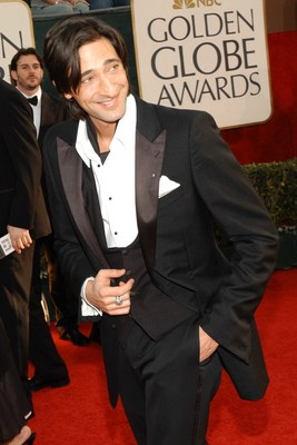 1ac04573385 The 63rd Annual GOLDEN GLOBE AWARDS - Red Carpet Arrivals - Patrick ...