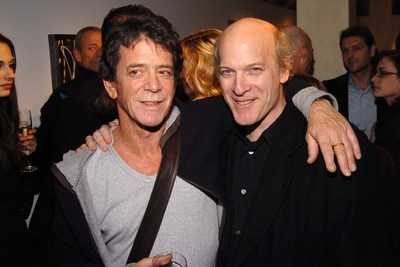 LOU REED Photography Exhibition hosted by HERMES - Patrick