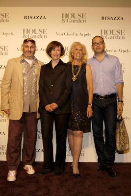 HOUSE AND GARDEN PRESENTS 2007'S NEW TASTEMAKERS, THE