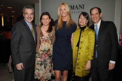 NYU Child Study Center Spring Fashion Benefit at Bloomingdale's