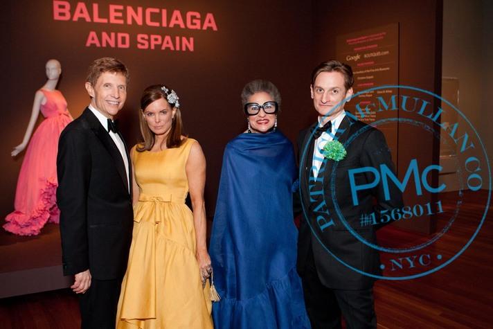 e78dae995b4d Balenciaga and Spain Exhibit Opening Gala - Patrick McMullan