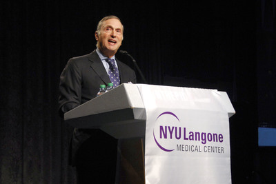 NYU Langone Medical Center and the Hassenfeld Family jump on board
