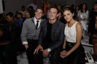 J Ryan Lochte Met His Wife Kayla on Instagram and Knew She Was the.