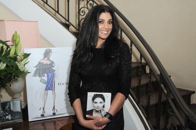 Rachel Roy Design Your Life Book Launch Patrick Mcmullan