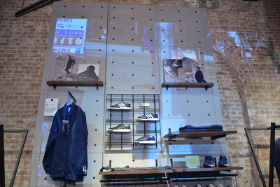 Grand Opening of the Adidas Originals Soho Flagship Store