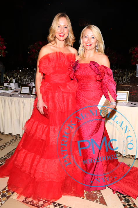 The 64th Annual Viennese Opera Ball Chaired By Jean